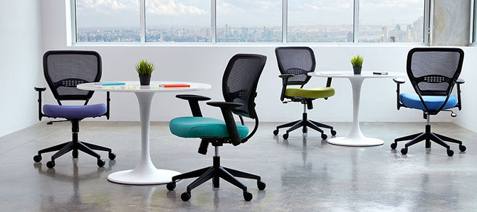 Choose The Right Office Chair To Make Office A Fun Place To Work Gaga Milano Shop